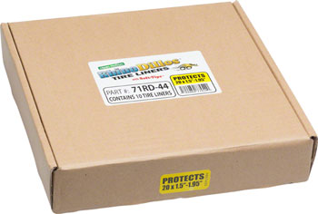 Rhinodillos Tire Liner: 20 x 1.5-1.95, Packaged in Bulk Box of 10
