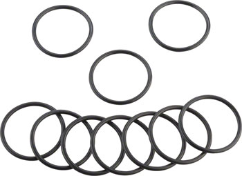 Bos Suspension Progressivity Kit for Vip'R / Kirk / Kirk2, 10 Volume Reducing O-Rings