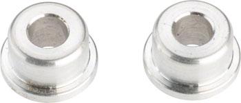 "21.8mm Fox Aluminum Mounting Hardware Kit for IGUS Bushing Shocks 8mm x 0.860/"""
