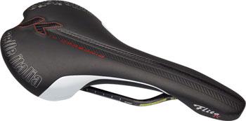 Selle Italia Flite Kit Carbonio Saddle - Carbon, Black, Men's