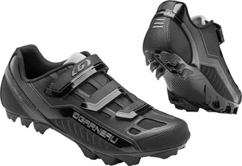 Garneau Gravel Men's MTB Shoe: Black 39