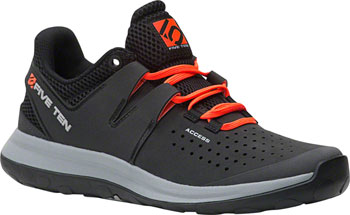 Five Ten Access Men's Approach Shoe: Carbon Leather 10