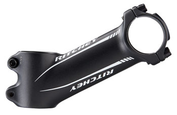 Ritchey Comp 4-Axis 30D Stem - 80mm, 31.8mm, 30 Degree, Aluminum, Black