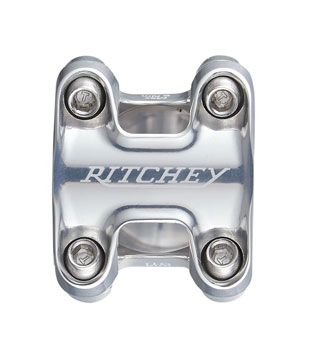 Ritchey Classic C-220 Stem Face Plate Replacement, Silver
