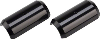 Problem Solvers Handlebar Shim 22.2 to 31.8mm, 60mm length, Black