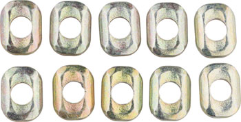 Campagnolo Nut Supporting Plates for Bora One 50/Bora Ultra 50, 10 pieces