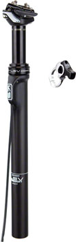 KS LEV C Dropper Seatpost - 31.6mm, 65mm, Carbon