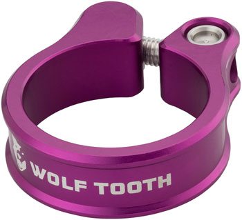 Wolf Tooth Seatpost Clamp 29.8mm Purple