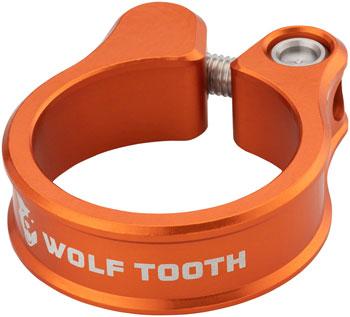 Wolf Tooth Seatpost Clamp 29.8mm Orange