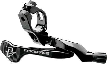 RaceFace Turbine R Dropper Seatpost 1x Remote: Black