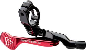 RaceFace Turbine R Dropper Seatpost 1x Remote: Red