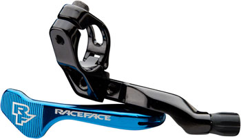 RaceFace Turbine R Dropper Seatpost 1x Remote: Blue
