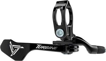 RaceFace Turbine Dropper Seatpost 1x Remote: Black