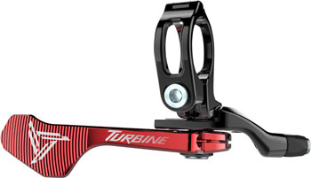 RaceFace Turbine Dropper Seatpost 1x Remote: Red