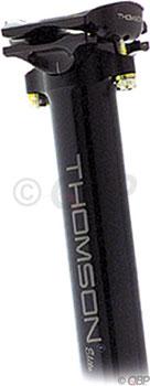 Thomson Elite Seatpost: 25.4 x 330mm Black