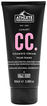Athlete Performance by Muc-Off Women's Luxury CC Chamois Cream: 100ml Tube