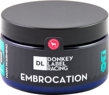 Donkey Label Embrocation Non Warming 4 oz