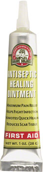 Brave Soldier First Aid Antiseptic Healing Ointment: 1oz Tube