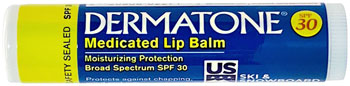 Dermatone SPF23 Lip Balm: 0.15oz Tube