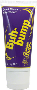 Chamois Butt'r Buh-bump Heart Rate Electrode Cream: 2.5oz Tube