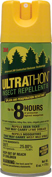 3M Ultrathon First Aid Insect Repellent: Aerosol: 6oz