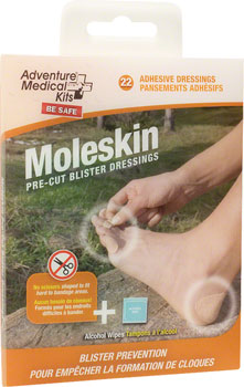 Adventure Medical Kits First Aid: Moleskin