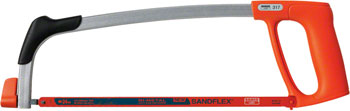 "Bahco 12"" Pro Light Hacksaw Frame with Carbon Specific Blade"