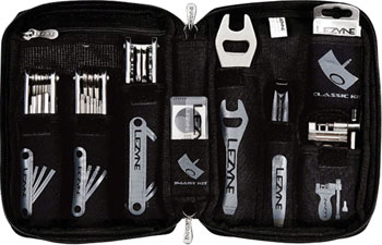 Lezyne Port A Shop Portable Bike Shop Tool Kit: Black