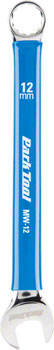 Park Tool MW-12 Metric Wrench, 12mm, Blue/Chrome