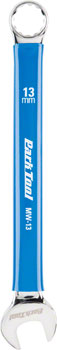 Park Tool MW-13 Metric Wrench, 13mm, Blue/Chrome