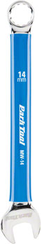 Park Tool MW-14 Metric Wrench, 14mm, Blue/Chrome