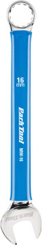 Park Tool MW-16 Metric Wrench, 16mm, Blue/Chrome