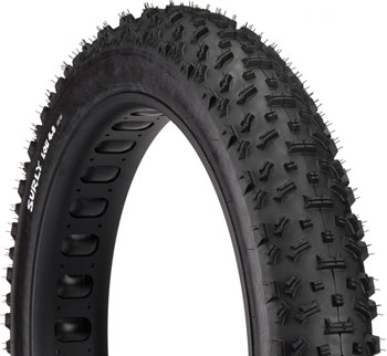Surly Lou Tire - 26 x 4.8, Clincher, Folding, Black, 120tpi