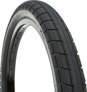 BSD Donnasqueak Tire - 20 x 2.4, Clincher, Steel, Black