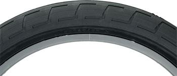 BSD Donnastreet Tire - 20 x 2.4, Clincher, Folding, Black