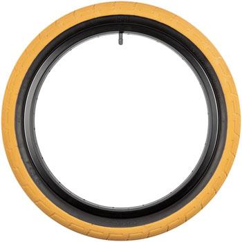 BSD Donnastreet Tire - 20 x 2.4, Clincher, Steel, Gum