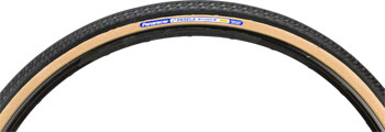 Panaracer Pasela ProTite Tire - 700 x 23, Clincher, Folding, Black/Tan, 60tpi