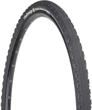 Challenge Gravel Grinder TLR Tire - 700 x 38, Tubeless, Folding, Black, 120tpi