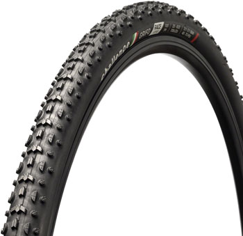 Challenge Grifo Race Tire - 700 x 33, Clincher, Folding, Black, 120tpi