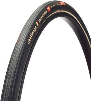 Challenge Paris Roubaix Pro Tire - 700 x 27, Clincher, Folding, Black, 300tpi