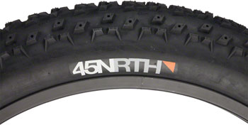 45North Dillinger 26x4.0'' Studless Tire 120tpi