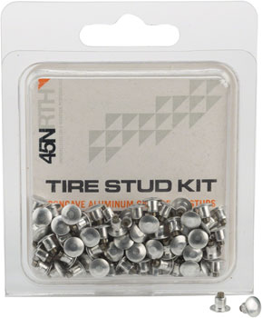 45NRTH Aluminum Carbide Concave Replacement Studs, pack of 100