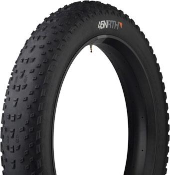 45NRTH Husker Du Tire - 26 x 4.8, Tubeless, Folding, Black, 60tpi