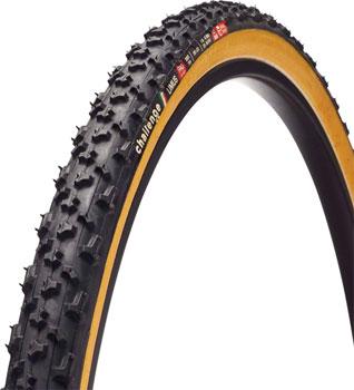 Challenge Limus Pro Tire - 700 x 33, Clincher, Folding, Black/Tan, 300tpi