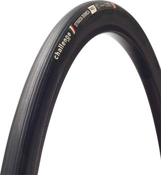 Challenge Strada Bianca TLR Tire - 700 x 36, Tubeless, Folding, Black