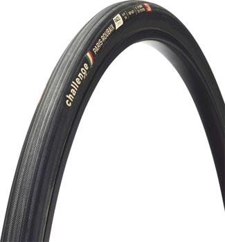 Challenge Paris Roubaix Race Tire - 700 x 27, Clincher, Folding, Black, 120tpi