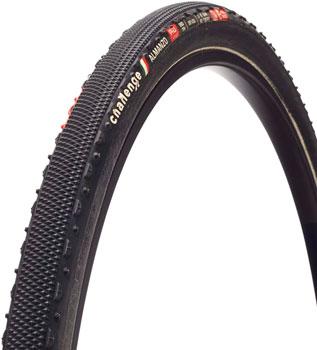 Challenge Almanzo Pro Tire - 700 x 33, Tubular, Black, 260tpi