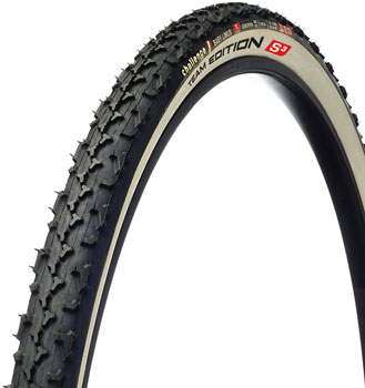 Challenge Baby Limus TE S Tire - 700 x 33, Team Edition Tubular, Black/White, 320tpi