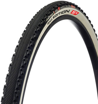 Challenge Chicane TE S Tire - 700 x 33, Team Edition Tubular, Black/White, 320tpi