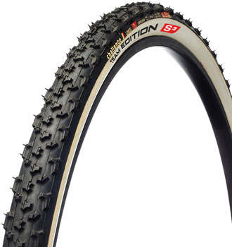 Challenge Limus TE S Tire - 700 x 33, Team Edition Tubular, Black/White, 320tpi